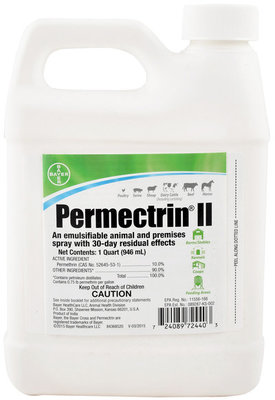 Permectrin II Insecticide