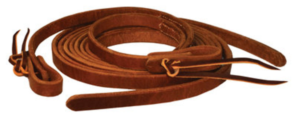Perri's Water Tie End Split Reins, 8'