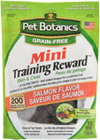 Pet Botanics Grain-Free Training Rewards Mini Treats, 4 oz