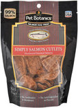 Pet Botanics Simply Salmon Treats, 3 oz