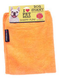 Pet Head Dog Shammy, Orange