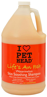 Pet Head Life's An Itch Soothing Shampoo, gallon