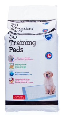Pet in a Bag Training Pads, 50 count