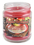 Pet Odor Exterminator Candle, Apple Orchard