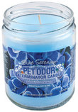 Blue Serenity Pet Odor Exterminator Candle, 13 oz