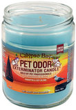 Pet Odor Exterminator Candle, Calypso Bay
