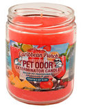 Pet Odor Exterminator Candle, Caribbean Punch