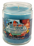 Pet Odor Exterminator Candle, Enchanted Sea