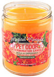 Pet Odor Exterminator Candle, Magical Marigold