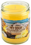 Pet Odor Exterminator Candle, Pineapple Coconut