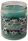 Pet Odor Exterminator Candle, Sugar Skull