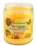 Pet Odor Exterminator Candle, Sun Kissed