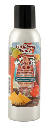 Pet Odor Exterminator Spray, Caribbean Punch