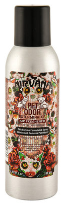 Pet Odor Exterminator Spray, Nirvana