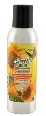 Pet Odor Exterminator Spray, Sun Kissed