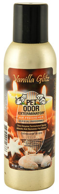 Pet Odor Exterminator Spray, Vanilla Glitz