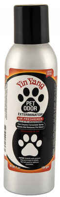Pet Odor Exterminator Spray, Yin Yang