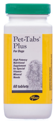 Pet-Tabs Plus