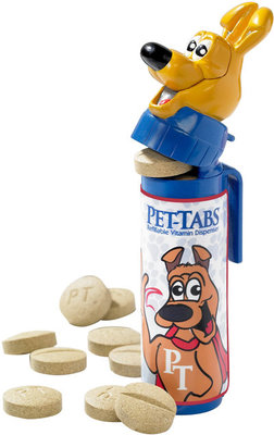 Pet-Tabs Vitamin Dispenser