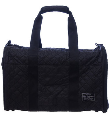 Pet Voyage Metropolitan Quilted Pet Carrier