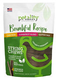 Bountiful Recipe String Chews All Natural Dog Treats, 24 oz
