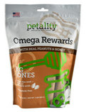 Petality Omega Rewards Big Bones, 2 lb