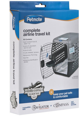 Petmate® Complete Airline Travel Kit