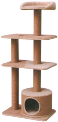 Jute 4-Level Playhouse, each