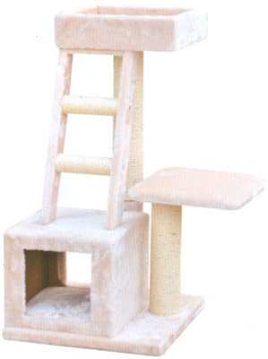 Contemporary Multi-Level Cat Tree, each