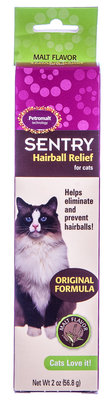 Sentry Petromalt Hairball Relief, 2 oz