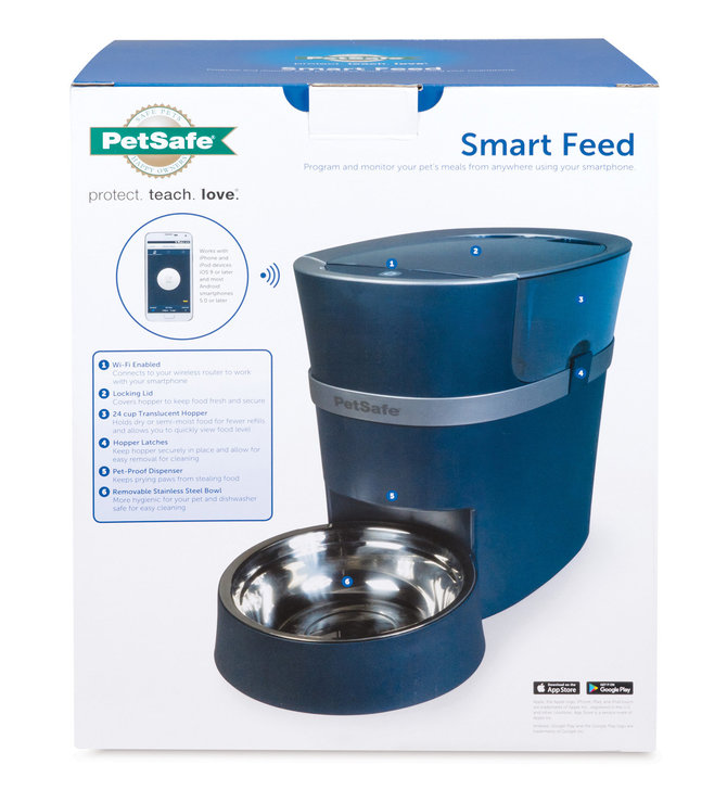 pet pets automatic arf meal page part cat review feeder petsafe best