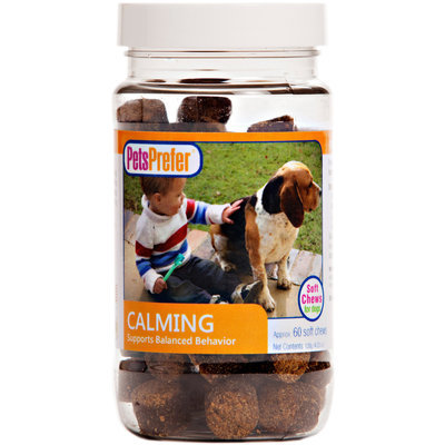 PetsPrefer Calming Soft Chews for Dogs