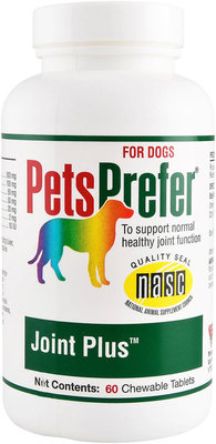 PetsPrefer Joint Plus, 60 count