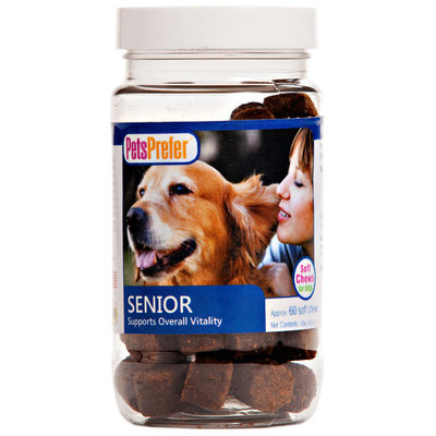 PetsPrefer Senior Soft Chews