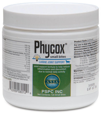 Phycox Small Bites, 120 count