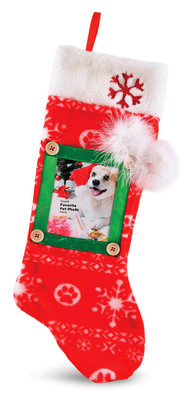 Picture Christmas Stocking