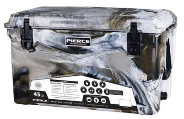 Pierce Cooler, 45 quart