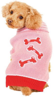 Pink Bonz Sweater