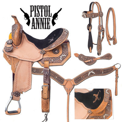 Pistol Annie Saddle & Tack Collection