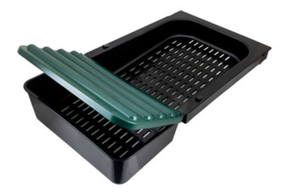 Plastic Basket with Lid for Laying Nest Box