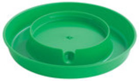 Plastic Chicken Waterer Base