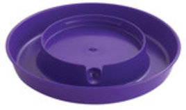 Plastic Chicken Waterer Base, Gallon