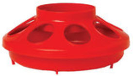Little Giant Plastic Chicken Feeder Base