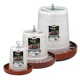 Little Giant Plastic Hanging Chicken Feeders
