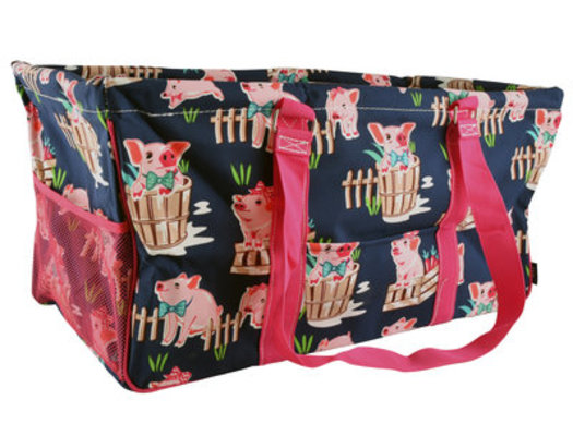 Playful Pigs Haul-It-All Tote