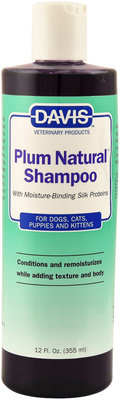 Plum Natural Shampoo, 12 oz