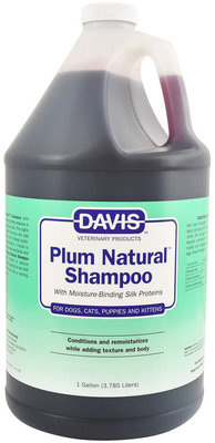 Plum Natural Shampoo, Gallon