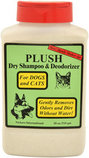 Plush Dry Shampoo & Deodorizer for Dogs & Cats