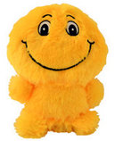 "Emoji Man Plush Dog Toy, (approx. 7.75"" H) each"