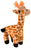 Plush Giraffe Dog Toy